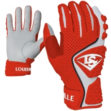CLOSEOUT Louisville Slugger Advanced Design Batting Glove (Adult Pair) BGPG14-A