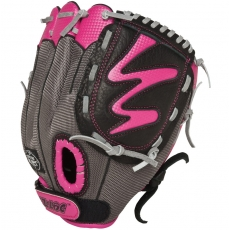 "CLOSEOUT Louisville Slugger Diva Fastpitch Softball Glove 10.5"" FGDV14-HP105"