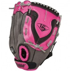 "CLOSEOUT Louisville Slugger Diva Fastpitch Softball Glove 11"" FGDV14-HP110"