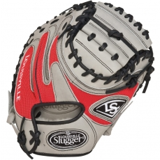 "CLOSEOUT Louisville Slugger HD9 Catchers Mitt 32.5"" FGHD14-GSCM1"