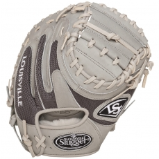 "Louisville Slugger HD9 Catchers Mitt 32.5"" FGHD14-GYCM1"