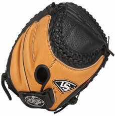 "CLOSEOUT Louisville Slugger M2 Fastpitch Catchers Mitt 33"" FGM214-BNCM1"