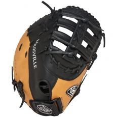 "CLOSEOUT Louisville Slugger M2 Fastpitch First Base Mitt 13"" FGM214-BNFBM"