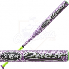 2014 Louisville Slugger Quest Fastpitch Bat -12oz FPQS14-RR