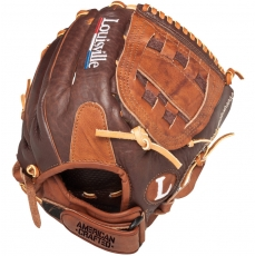 "CLOSEOUT Louisville Slugger Icon Fastpitch Softball Glove 12.75"" ICF1275"