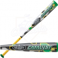 CLOSEOUT 2014 Louisville Slugger Catalyst XL Senior League Baseball Bat -12oz. SLCT14-RX