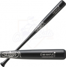 CLOSEOUT Louisville Slugger M9 Maple Wood Baseball Bat WBM914-13CBK