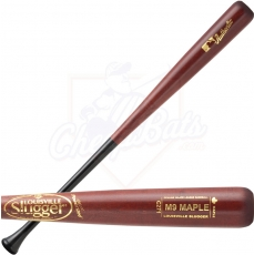 CLOSEOUT Louisville Slugger M9 Maple Wood Baseball Bat WBM914-71CBH
