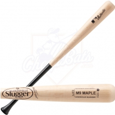 Louisville Slugger M9 Maple Wood Baseball Bat WBM914-71CBN