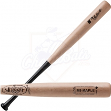CLOSEOUT Louisville Slugger M9 Maple Youth Baseball Bat WBM914-YBCBN