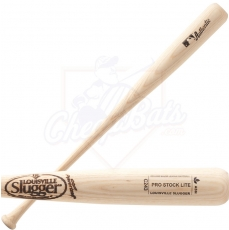 "34"" ONLY Louisville Slugger Pro Stock Lite Ash Wood Baseball Bat WBPL14-43CUN"