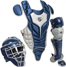 Louisville Slugger Series 5 Catchers Gear Set Intermediate PGS514-STI