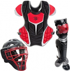 CLOSEOUT Louisville Slugger Series 7 Catchers Gear Set Adult PGS714-STA