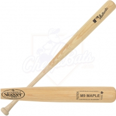 Louisville Slugger M9 Maple Youth Wood Baseball Bat WBM9YBB-NA
