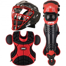 CLOSEOUT Louisville Slugger Pulse Catchers Gear Set Adult PSET3