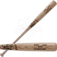 CLOSEOUT Louisville Slugger MLB Ash Wood Baseball Bat GC243BP