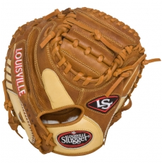 "Louisville Slugger Omaha Pure Catchers Mitt 32.5"" FGPRBN6-CTM1"