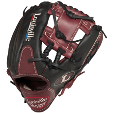 "CLOSEOUT Louisville Slugger Evolution Baseball Glove 11.25"" EV1125"