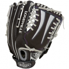 "CLOSEOUT Louisville Slugger Zephyr Fastpitch Softball Glove 12.5"" FGZRBK6-1250"