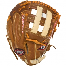 "Louisville Slugger Omaha Pure First Base Mitt 13"" FGPRBN6-FBM1"