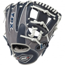 "CLOSEOUT Louisville Slugger HD9 Hybrid Defense Baseball Glove 11.25"" XH1125NG"