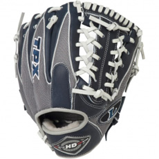 "CLOSEOUT Louisville Slugger HD9 Hybrid Defense Baseball Glove 11.5"" XH1150NG"