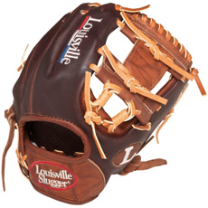 "CLOSEOUT Louisville Slugger Icon Baseball Glove 11.25"" IC1125"