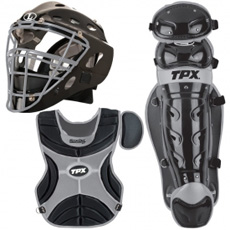 Louisville Slugger Omaha Catchers Gear Set Youth OSETY