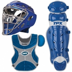 Louisville Slugger Omaha Catchers Gear Set Intermediate OSETI