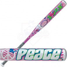 TPS Peace Fastpitch Softball Bat -10oz or -11oz FP12P