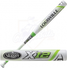2015 Louisville Slugger X12 Fastpitch Softball Bat -12oz FPXL152