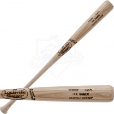 CLOSEOUT Louisville Slugger MLB Ash Wood Baseball Bat XC271N