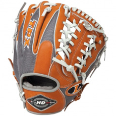 "Louisville Slugger HD9 Hybrid Defense Baseball Glove 11.5"" XH1150GO"