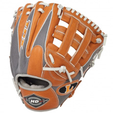 "Louisville Slugger HD9 Hybrid Defense Baseball Glove 11.75"" XH1175GO"