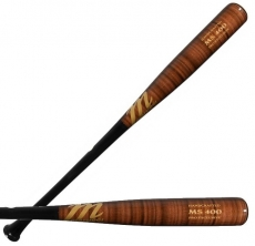 Marucci MS400 Exclusive Maple Wood Baseball Bat MVEIMS400-BK/IWL