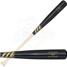 CLOSEOUT Marucci Albert Pujols Pro Model Youth Wood Baseball Bat AP5YBNB