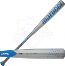 2014 Marucci One BBCOR Baseball Bat Blue MCB1 -3oz