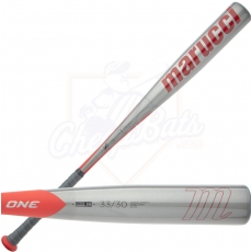 2014 Marucci One BBCOR Baseball Bat Red MCB1 -3oz