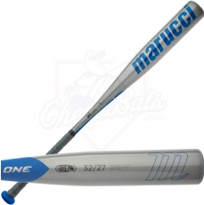 2014 Marucci One Senior League PreBCOR Baseball Bat Blue MSB15 -5oz