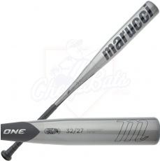 2014 Marucci One Senior League PreBCOR Baseball Bat Black MSB15 -5oz