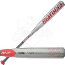 2014 Marucci One Senior League PreBCOR Baseball Bat Red MSB15 -5oz