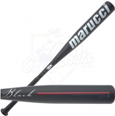 2014 Marucci Black Senior League Baseball Bat -8oz MSBB148