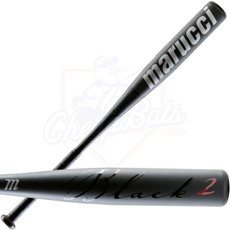 2013 Marucci Black 2 Senior League Baseball Bat -5oz. MSBB25