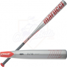 2014 Marucci One Youth Baseball Bat Red MYB1R -13oz