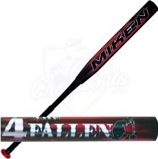 2015 Miken 4 The Fallen Slowpitch Softball Bat Balanced USSSA 4FATEU