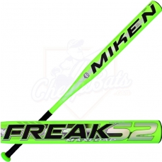 2015 Miken FREAK 52 Slowpitch Softball Bat ASA Maxload FRK52A