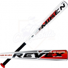2014 Miken REV-EX Jr. Big Barrel Youth Baseball Bat -11.5oz JRVX11