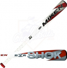 2014 Miken RZR SHOK Senior League Baseball Bat -10oz SHOKSL