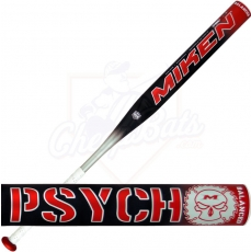 2015 Miken PSYCHO BALANCED ASA Slowpitch Softball Bat SPSYBA