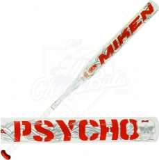 2015 Miken PSYCHO Softball Bat BALANCED USSSA Slowpitch SPSYBU